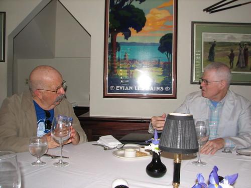 Gene Wolfe & David Hartwell