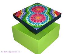 Cores (Minhas Crias) Tags: handmade artesanato pintura mdf trabalhosmanuais