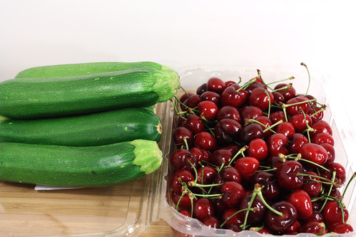 zukes and cherries