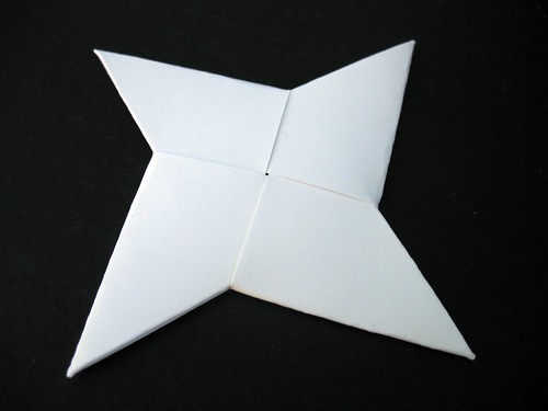 The origami forum view topic doing a model without diagram or cp ninja throwing star by malachus on flickr business card orbs reheart Gallery