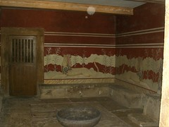 fresco room knossos