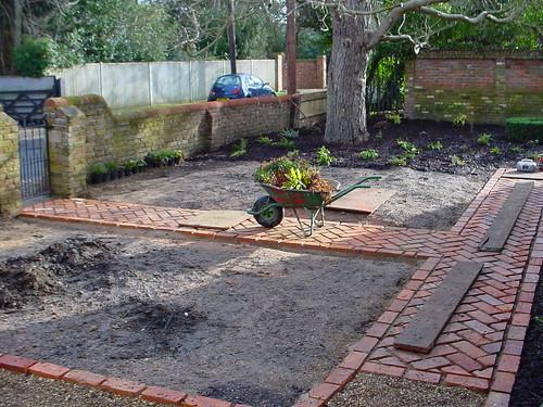 Landscaping Prestbury - Formal Garden  Image 16