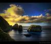 Admiral Adventure... (Chantal Steyn) Tags: ocean light sunset water sunshine rock clouds coast nikon adventure hdr admirals d300 cokin southatlanticocean vertorama gradualneutraldensityfilter alemdagqualityonlyclub nikkor1685mm goughisland