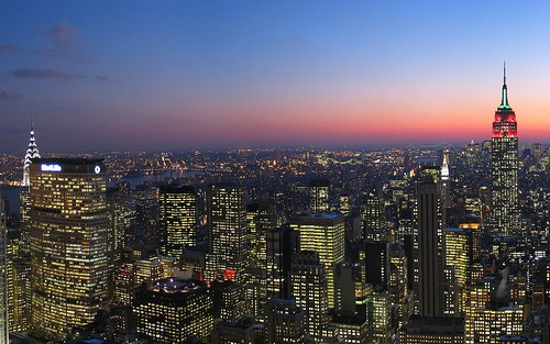 new york city at night backgrounds. Skyline, New York City, New