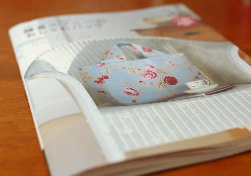 Swany bag sewing book