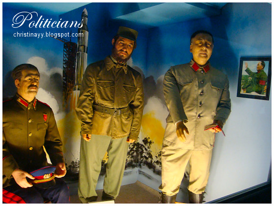 Gold Coast's Surfers Paradise: The Wax Museum