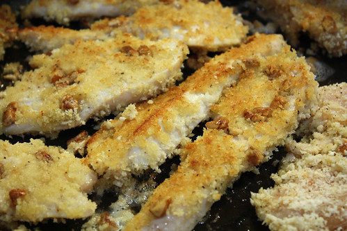 Frying Chicken Strips2