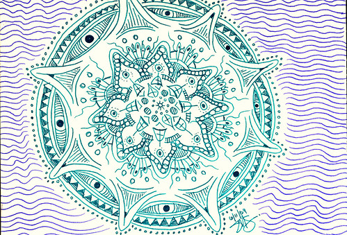 Mandala - Like Attracts Like
