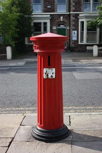 Pillar box 1