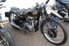 Rudge Ulster (f1jherbert) Tags: breakfast club westsussex motorcycles rollsroyce motorbikes goodwood ulster breakfastclub rudge goodwoodmotorcircuit motorcircuit goodwoodbreakfastclub rudgeulster goodwoodwestsussex