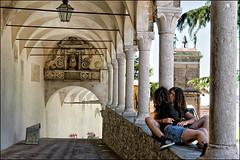 Amore Italiano (oochappan) Tags: italy canon eos italia italie udine canoneos5d oochappan img2086a