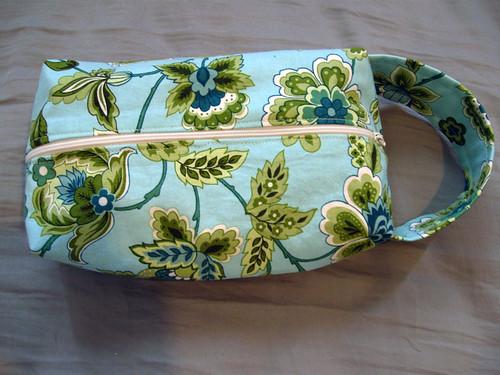 dragonknitfly box bag