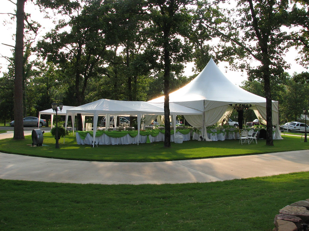 Wedding decorations, The Canopy 1
