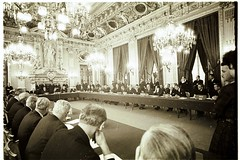 Signing of the OECD Convention