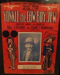 Yonkle, The Cow-Boy Jew (kleepet) Tags: nyc newyorkcity ny newyork sheetmusic ellisisland