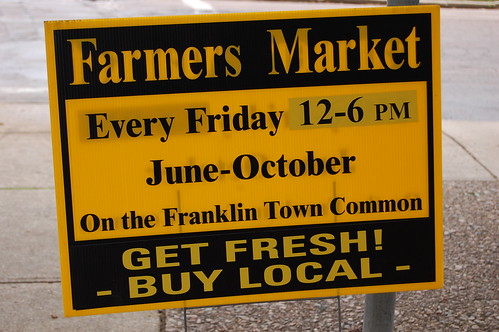 Franklin: Farmers Market