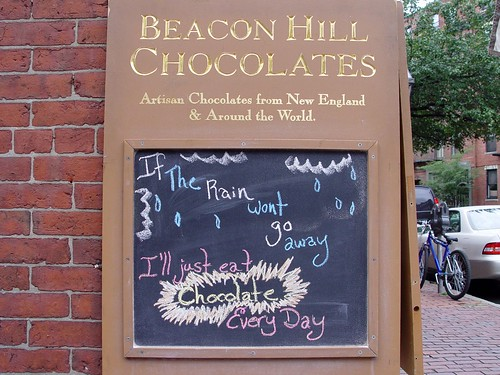 Beacon Hill chocolate