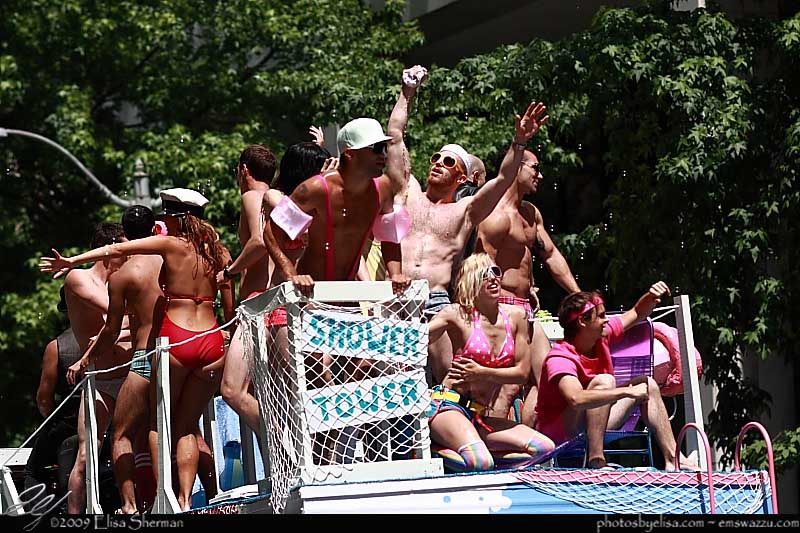 Seattle Pride 2009 by Elisa Sherman  emswazzu.com, on Flickr