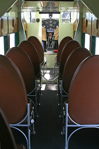 Ford Tri-Motor Cabin (NC4807)