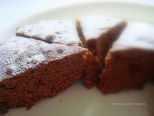 Cakes recipes in microwave oven