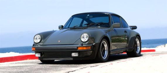 Ex-Steve McQueen 1976 Porsche 930 Turbo