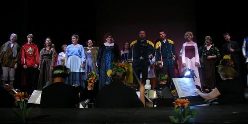 Act II finale