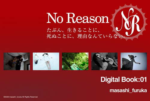"The cover of eBook ""No Reason Digital Book:01"""