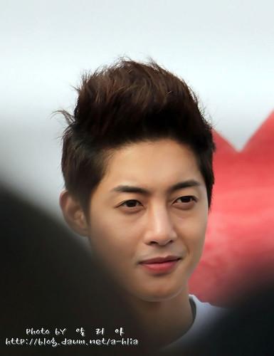 Kim Hyun Joong Coupang Marathon Event [110501]