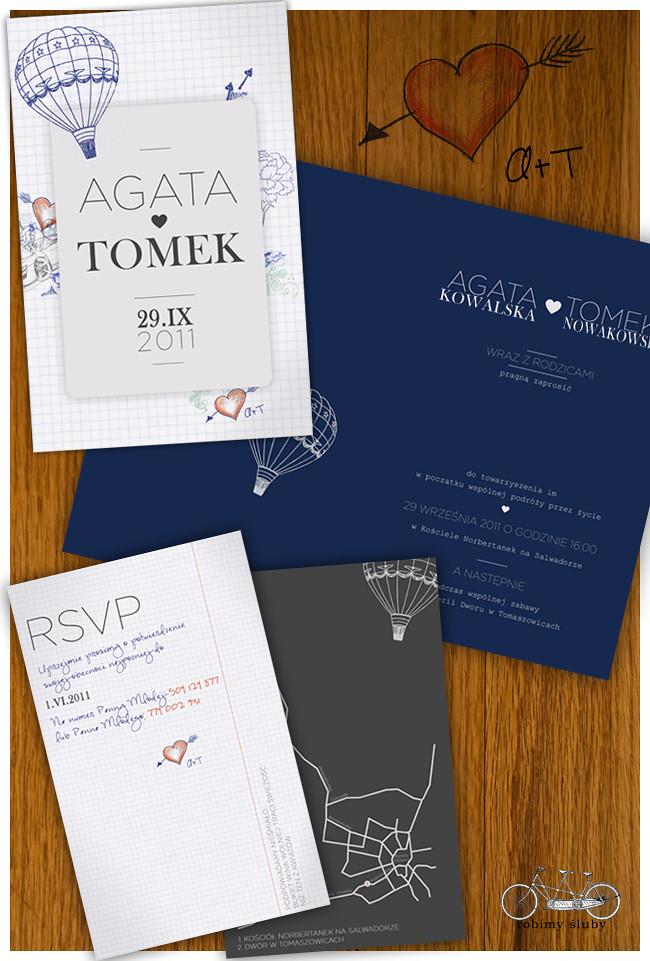 Agata & Tomek – projekt drugi