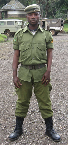Chizunga- one of many hero-park guards