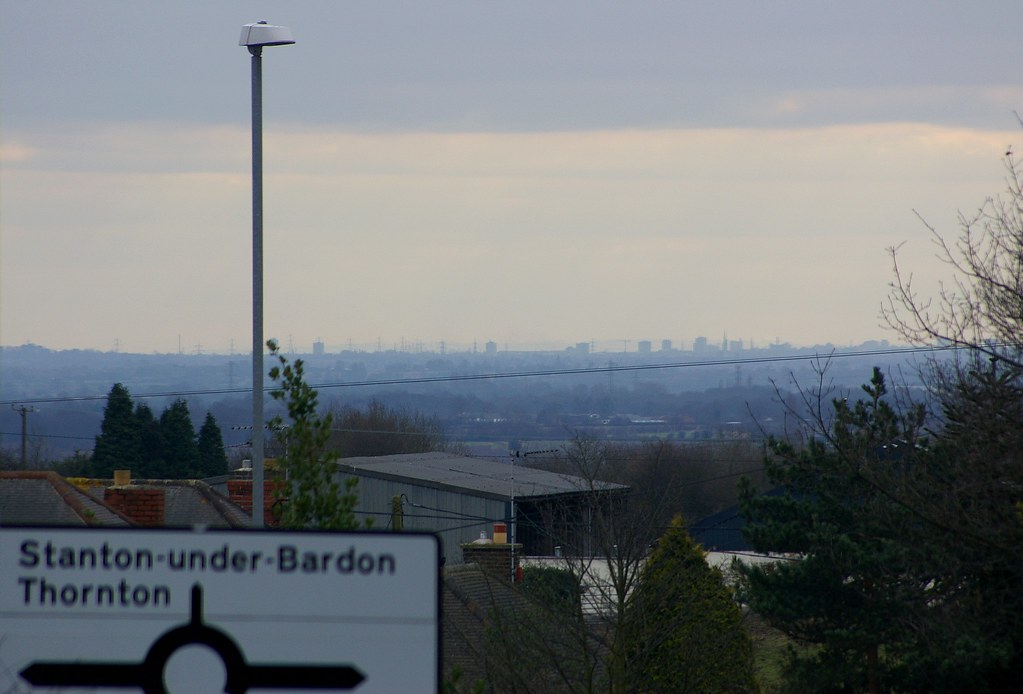 Coventry in the distance.