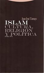 Islam, cultura, religión y política. Juan José Tamayo Una manera amena e interesante de conocer la historia del islam.