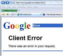 Client Error