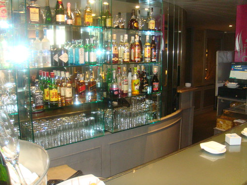 Barra del lounge club