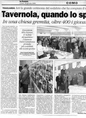 98-99 25 Anni Tavernola 03 Provincia