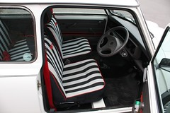 "1988 Mini 'Designer' Mary Quant • <a style=""font-size:0.8em;"" href=""http://www.flickr.com/photos/9907391@N02/3353881908/"" target=""_blank"">View on Flickr</a>"