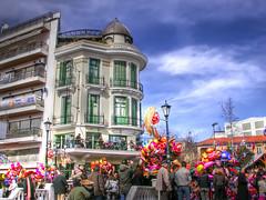 Colours of Kozani (Faddoush) Tags: carnival nikon colours hellas greece hdr kozani faddoush