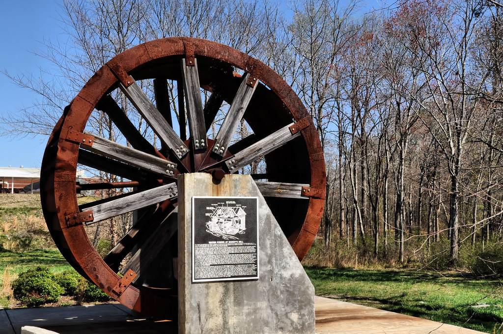 ~The Mundy's Mill Wheel~