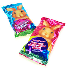 Russell Stover Marshmallow Rabbit Packages