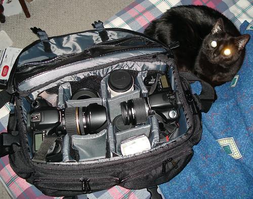 New Bag Filled!