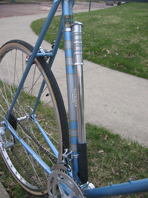 pumps for road bikes - Page 3 - Cycling UK Forum