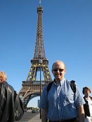 Paris Eiffel Tower Matt