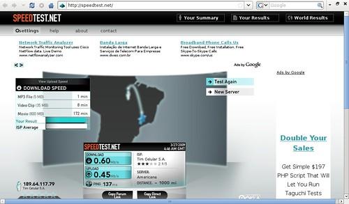 TIM Web - Speedtest.net