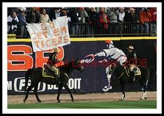 Detroit Tigers ALCS#4 2006 (Michael Lavander) Tags: baseball victory playoffs alcs worldseries detroittigers oaklandathletics americanleague