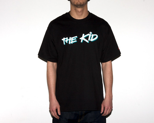 Rock Paper Scissors - The Kid Tee - Front