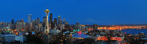 Seattle from Kerry Park (72 DPI)