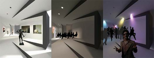 Art Fund Pavilion Exhibition Design 5
