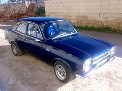 Escort Mk1 in Malta (Lazenby43) Tags: ford malta maltese rs osf rs1600 escortmark1