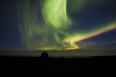 [フリー画像] [自然風景] [空の風景] [オーロラ] [夜空の風景] [夜景]      [フリー素材]