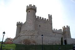 Castillo de Olmillos de Sasamon (Burgos) (Csar Atanes) Tags: espaa castle spain burgos castillo castillayleon sasamon olmillos